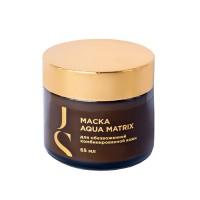 """Маска """"Aqua matrix"""" для обезвоженной комбинированной кожи Jurassic Spa"""