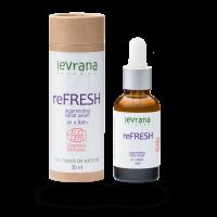 Регенерирующая сыворотка для лица «reFRESH» Levrana
