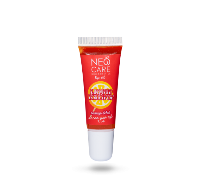 Масло для губ «LIQUID LOLLIPOP» оrange éclat NeoCare