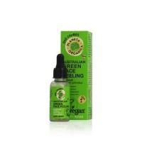 Зеленый пилинг для проблемной кожи 4 Steps Beauty System Planeta Organica