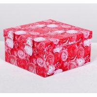 Kоробка  «Цветы»