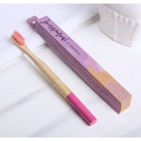 Зубная щетка из бамбука «Good morning»