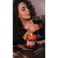 """Арома-свеча """"Богема"""" Fragrance & Flame"""