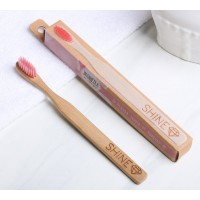 Зубная щетка из бамбука «Shine»